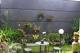 Reka bentuk Taman Belakang Rumah Minimalis 2015