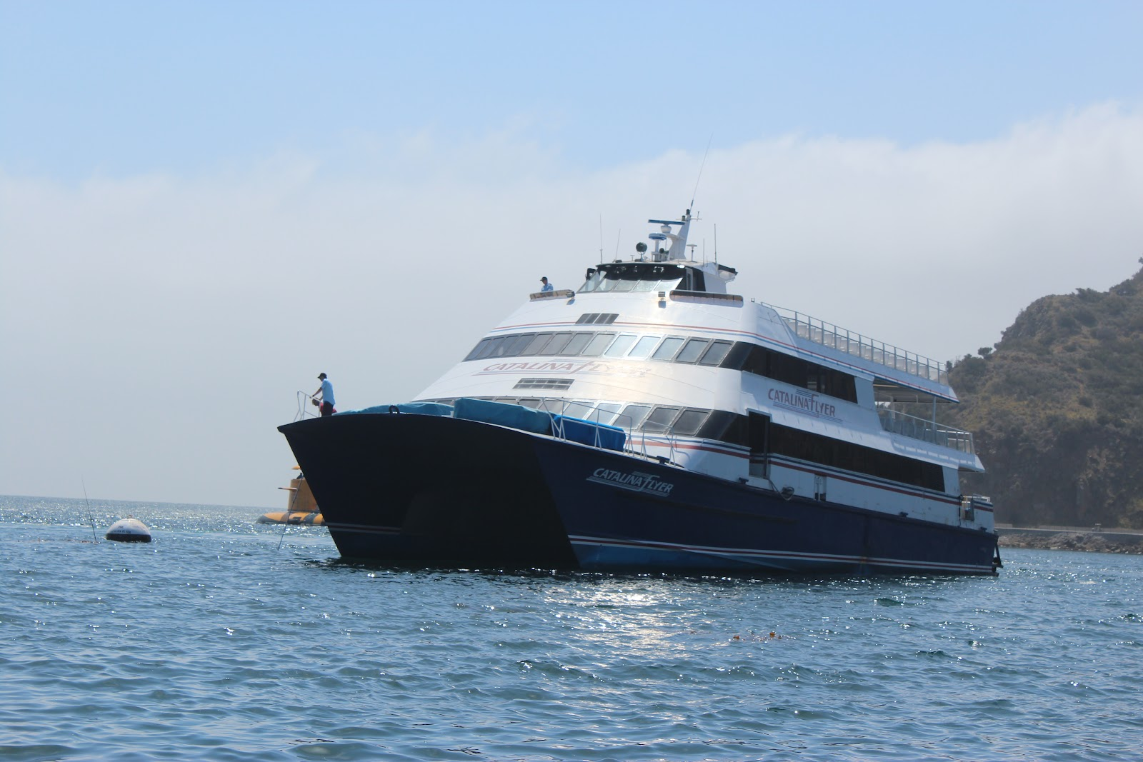Ferry Schedule To Catalina From Newport Beach