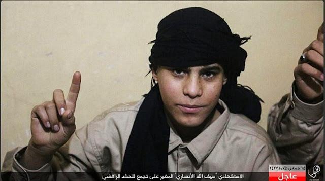Σοκαριστικό..Η στιγμή που έφηβος τζιχαντιστής ανατινάζεται σε γήπεδο στο Ιράκ - 65 νεκροί- Βίντεο..