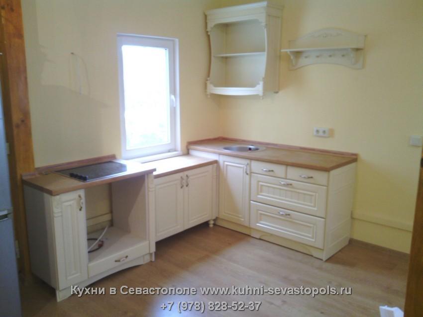 Деревянные кухни маленькие Севастополь