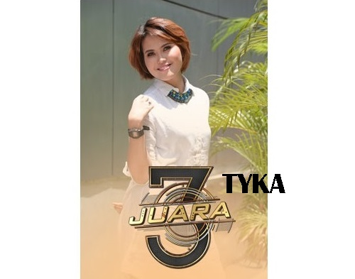 biodata Tyka peserta 3 Juara TV3, biodata 3 Juara TV3 Tyka, profile Tyka 3 Juara TV3 2016, profil dan latar belakang Tyka 3 Juara genre irama malaysia, gambar Tyka 3 Juara TV3