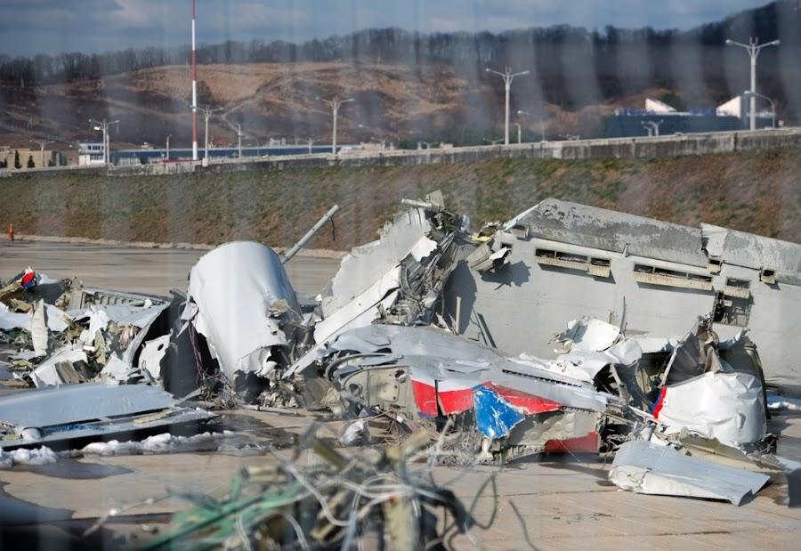 Информация СК России о причинах авиакатастрофы у Сочи вызывает множество вопросов