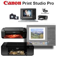 Canon Print Studio Pro Software Download