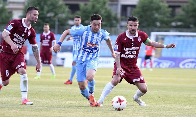 Γιάννινα- Λάρισα 0-0. Απογοητευτικό το θέαμα