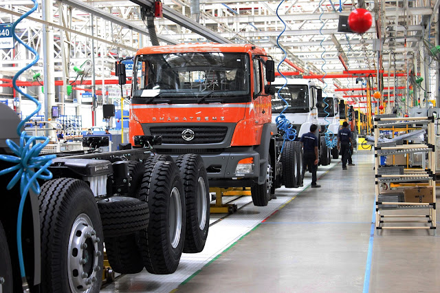 truck manufacturing