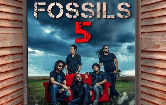 Fossils 5 - Rupam Islam