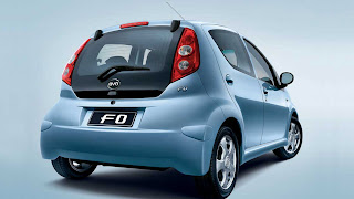 Dream Fantasy Cars-BYD F0 2011(BYD F Zero)