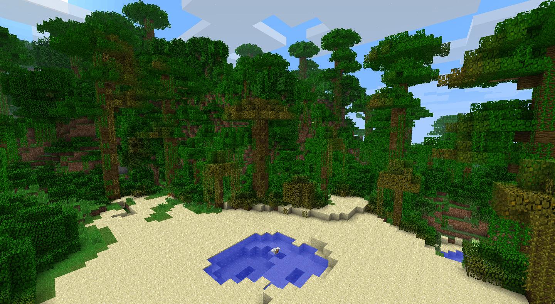 1617224717 - Minecraft Seeds | Sharing the best Minecraft Seeds