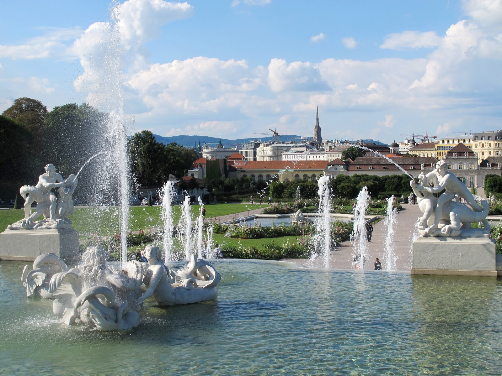 Travel & Adventures: Vienna ( Wien ). A voyage to Vienna ...