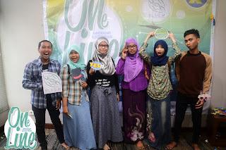 Menikmati Keseruan Anniversary Pertama Blogger Medan