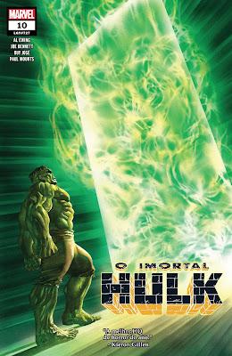 Resultado de imagem para o imortal hulk # 11 ( 2019)