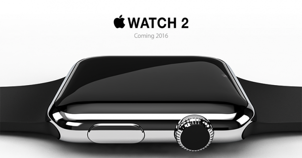 Apple watch 2 with improved waterproofing, GPS and battery