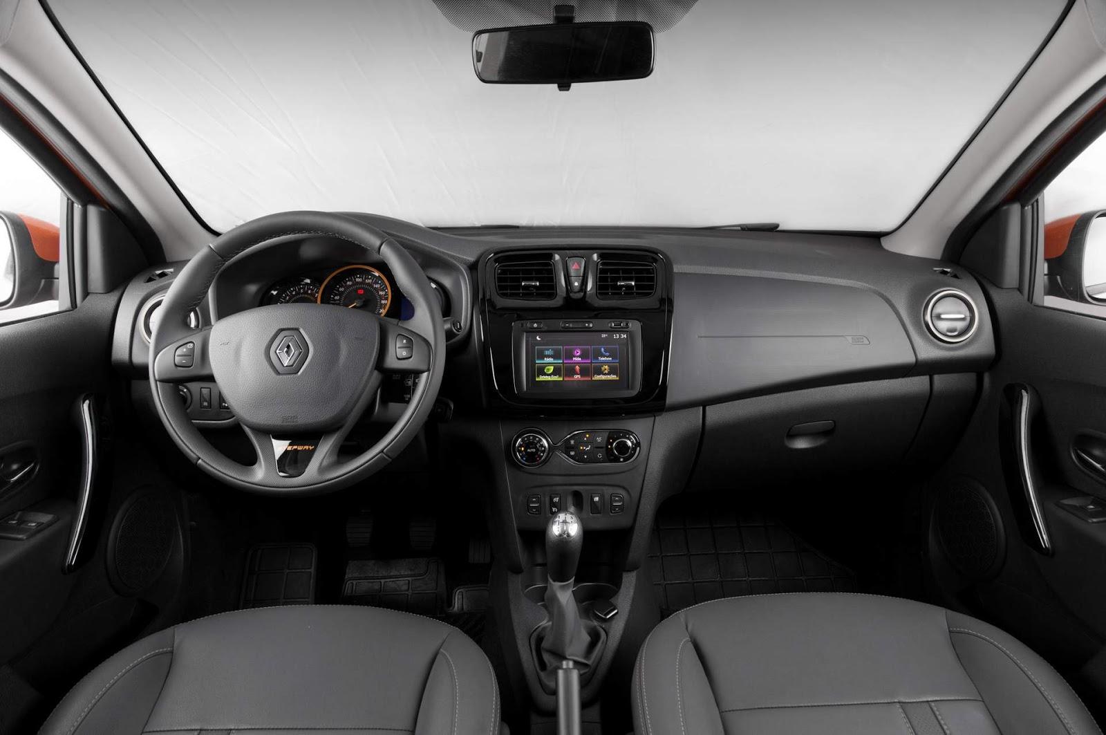 Renault Sandero 2017: fotos, preços, consumo, desempenho ...
