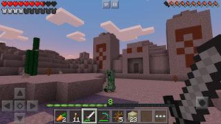 Minecraft Pocket Edition Full Mod Apk Unlimited