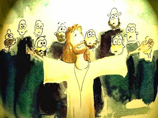 Funny Jesus Limericks Picture