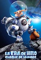 La era de hielo 5: Scrat-astrófico cósmico (2016)