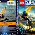 LEGO Nexo Knights Season 3 Storm Over Knighton DVD Cover