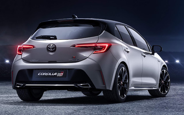 Novo Toyota Corolla 2020 GR Sport