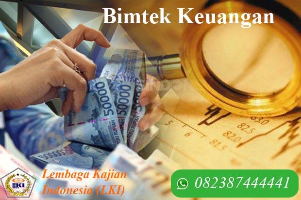 Info jadwal dan materi bimtek / diklat keuangan