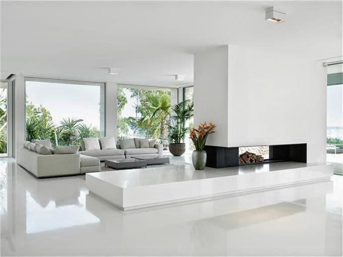 Casas minimalistas y modernas casa minimalista en palma for Foto casa minimalista