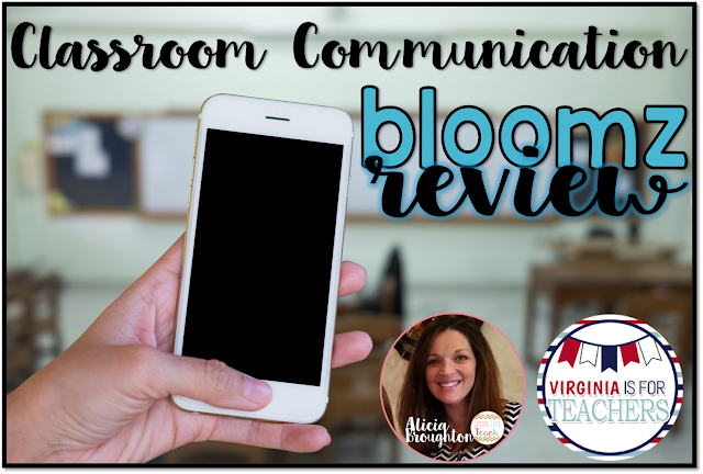 Classroom Communication: Using the Bloomz App