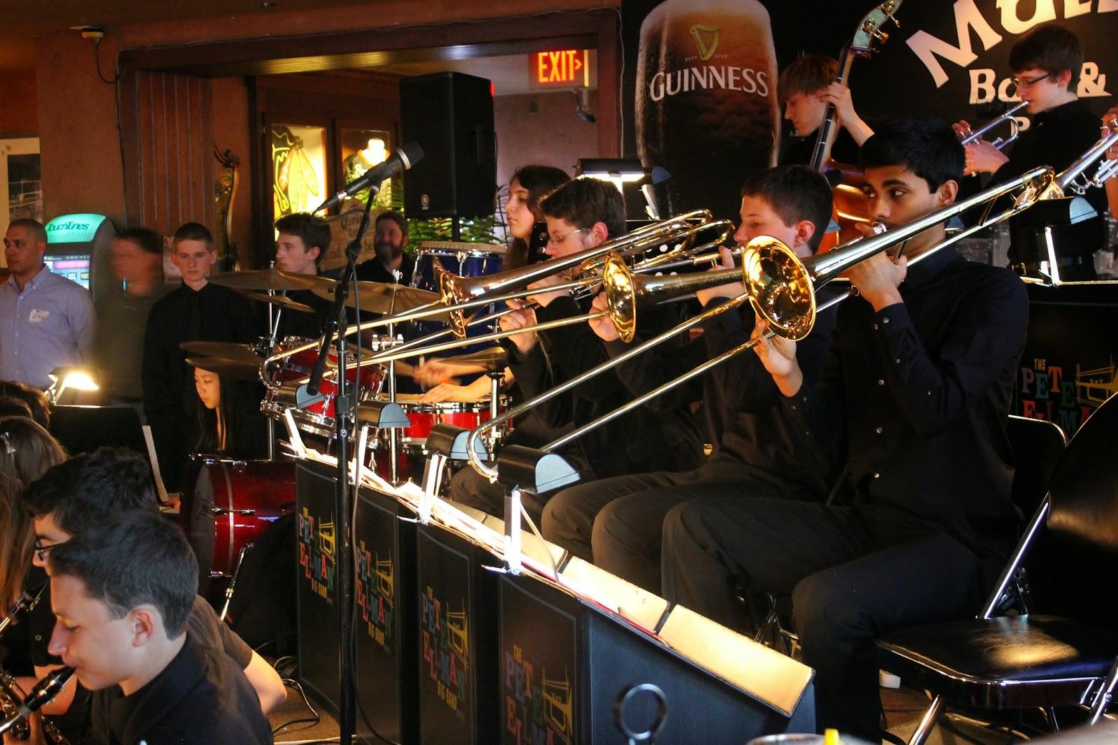 Trombone lisle district bands