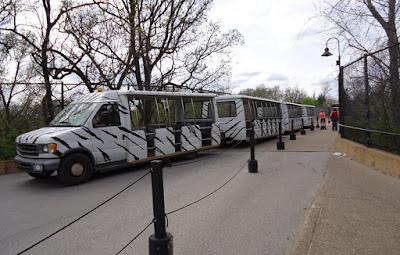 Kansas City Zoo Tram