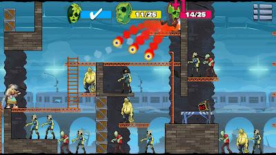 Stupid Zombies 3 Dying Light MOD V.2.5 APK+DATA