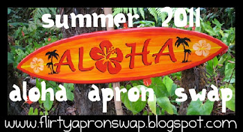 FAS 16 ALOHA Apron Swap Badge