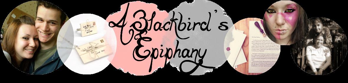 A Blackbird's Epiphany