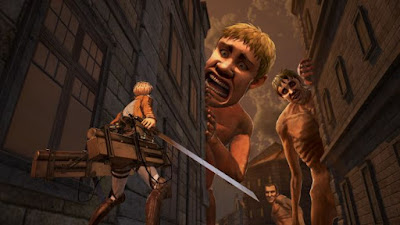 g2EGcKrNmdxGoe9RNHhXui-650-80 Attack on Titan 2 confirmed for PC, so check out some new screens Games