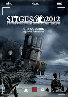 Sitges 2012 / Cartel