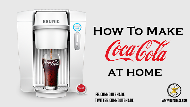 How To Make Coca-Cola At Home? KEURIG KOLD Is Your Anwser