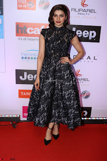 Red Carpet of Most Stylish Awards 2017 ~ Prachi Desai (1).JPG