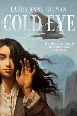 Review, The Cold Eye, Laura Anne Gilman, Bea's Book Nook