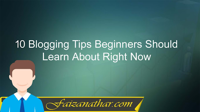 Blogging Tips Beginners