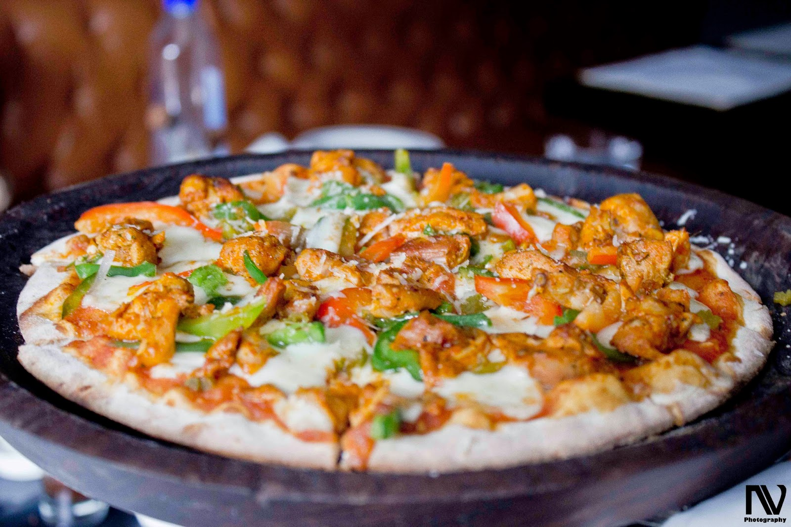 Chicken Peri Peri Pizza