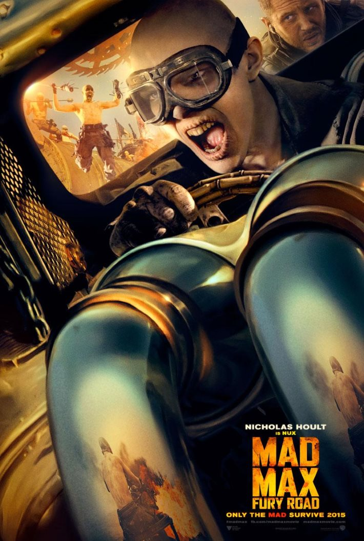 Poster 4: Mad Max Fury Road