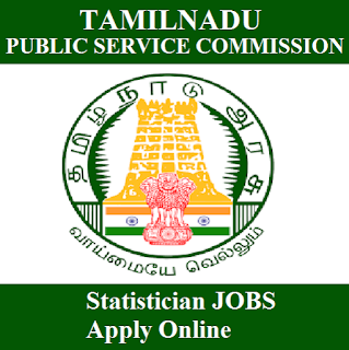 Tamil Nadu Public Service Commission, TNPSC, PSC, TN, Statistician, Graduation, freejobalert, Sarkari Naukri, Latest Jobs, tnpsc logo