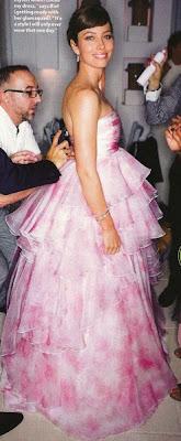 J - Vestidos de Noiva Coloridos - Inspirações
