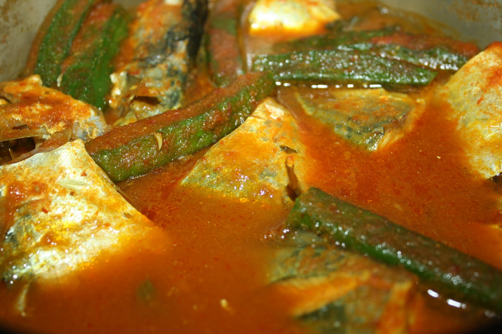 ~Cuba Try Masak~: Asam Pedas Ikan Kembung