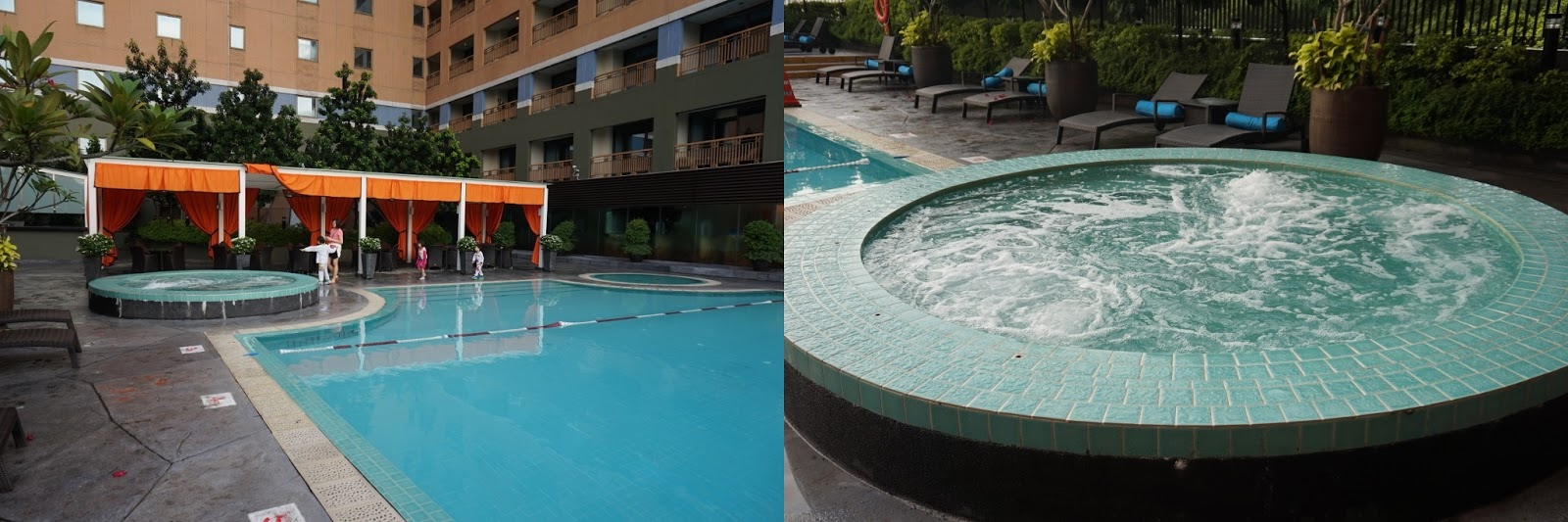 Our Family Staycation @ Sunway Putra Hotel, Kuala Lumpur
