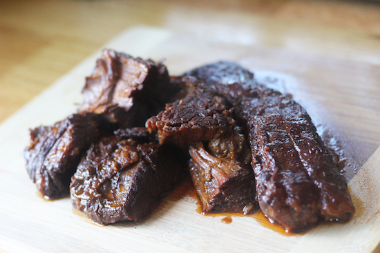 Slow cooked beef recipe