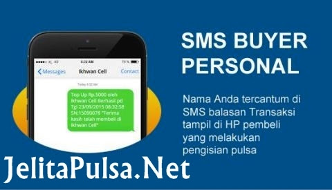 Fasilitas SMS Buyer Bisa Diedit di Server Jelita Reload Termurah Saat Ini
