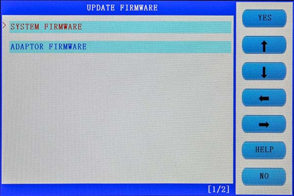 Update Firmware Procedure-2