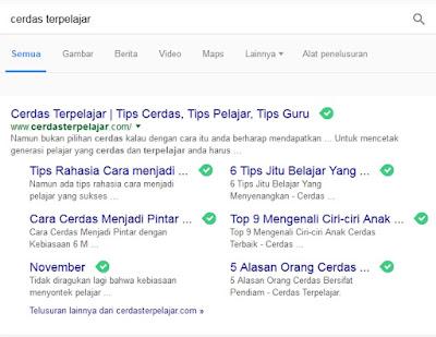 Tips Jitu Cara Mendapatkan SiteLink Google dengan Cepat