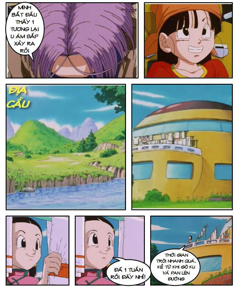 Dragon Ball GT chap 6 - Trang 5