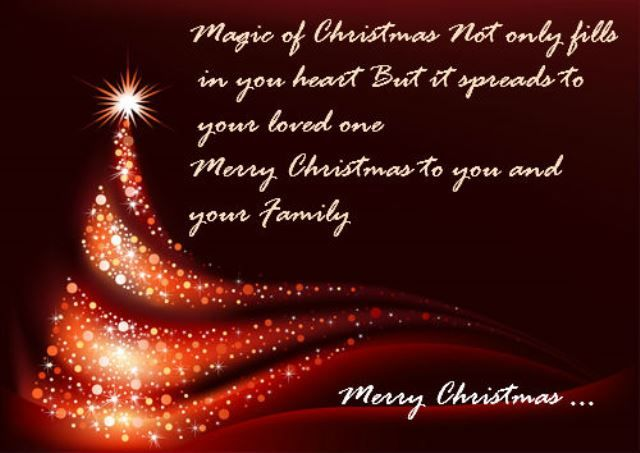 Happy Christmas Quotes For Brother 2015 - Brother Merry Christmas Quotes Online