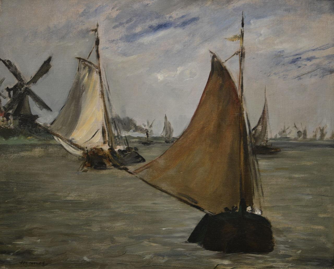 Картинки по запросу manet marine in holland