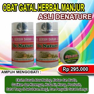 Obat Eksim Basah dan Kering Tradisional Herbal Alami